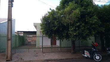 Rua das Flores n° 187 – Jd. Mangará