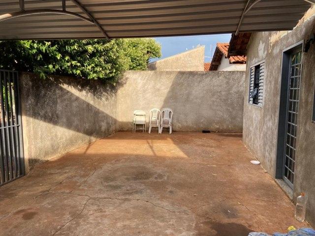 Rua Mário Camargo, nº 60, Coronel Araujo