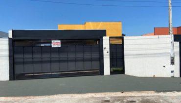 Rua Deraldo da Silva Prado, nº 80, Centro