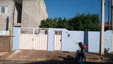 Rua das Flores n° 107 – Jd. Mangará